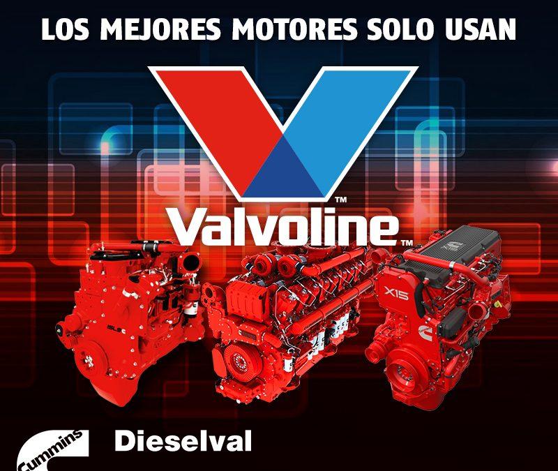 Línea de productos Valvoline en Venezuela